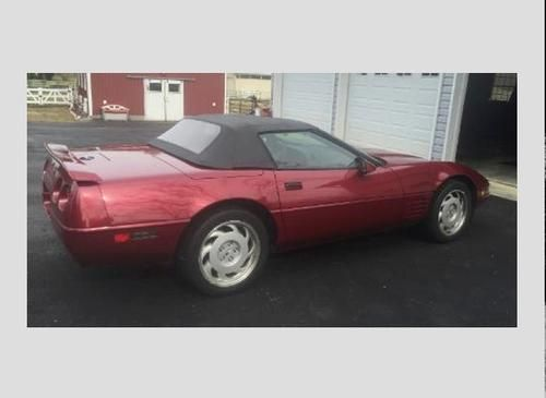 1991 Chevy Corvette for sale by owner on Calling All Cars https://www.cacars.com/Car/Chevy/Corvette/1991_Chevy_Corvette_for_sale_1012646.html