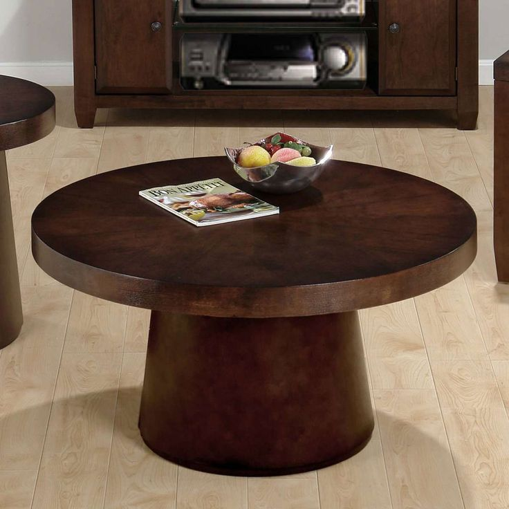 Round Coffee Table Natural Wood: Best 25+ Round Wood Coffee Table Ideas On Pinterest