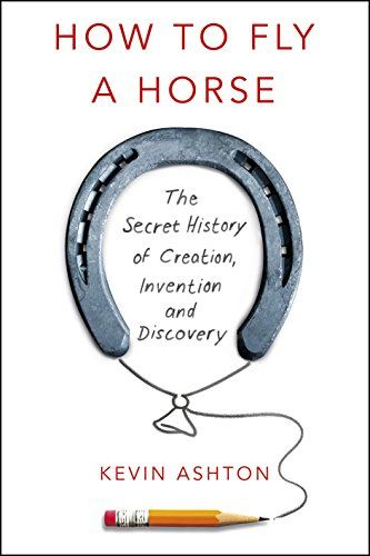 How To Fly A Horse: The Secret History of Creation, Invention, and Discovery by Kevin Ashton http://www.amazon.co.uk/dp/043402290X/ref=cm_sw_r_pi_dp_QJ21ub19XXMVS