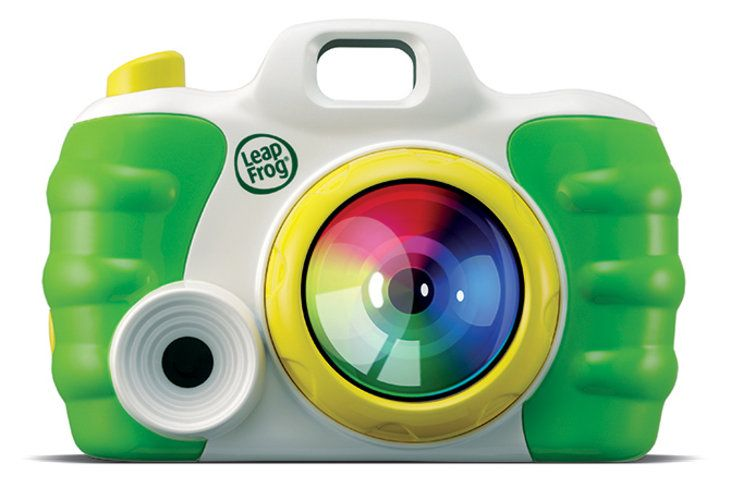 1 | 3 Secrets To Designing Great Toys, From LeapFrog and IDEO. Here's how it works - LeapFrog Learning/App Toy - Creativity Camera App with Protective Case.