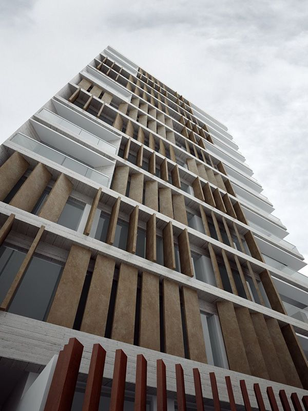 Edificio Multifamiliar Plenamar, Lima PERU - Vértice Arquitectos Like and Repin. Noelito Flow. Noel new songs.