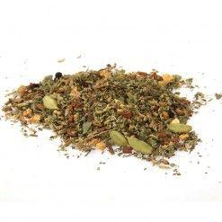 loose leaf herbal tea BE ACTIVE taste3tea.com