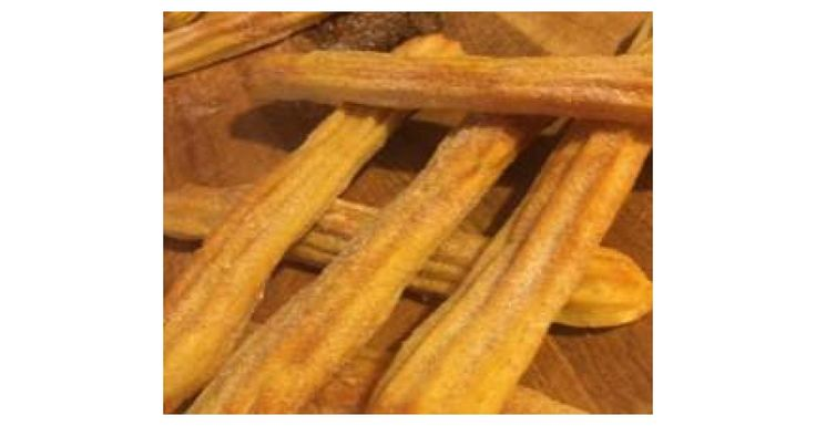 Churros (oven baked)