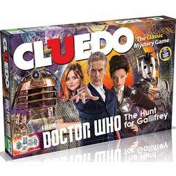 Cluedo: Doctor Who - Brädspel