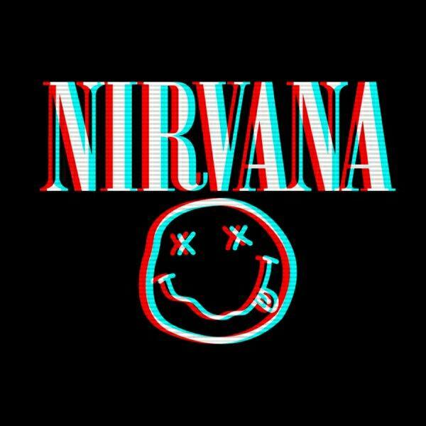 Nirvana logo                                                                                                                                                                                 More