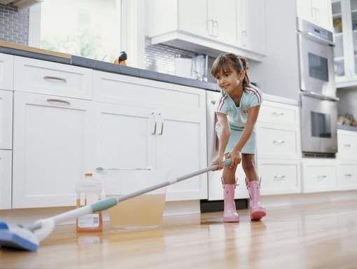 Vanaf wanneer kan je kind helpen in het huishouden? - HLN.be