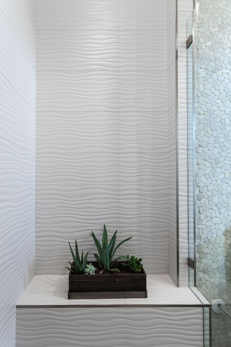 tiletuesday features a cool bathroom installation of our