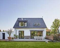 Umbau Haus S, Ratingen: moderne Häuser von Philip Kistner Fotografie