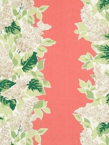 Madcap Cottage Windy Corner Rhubarb - Bridal Fabric by the Yard