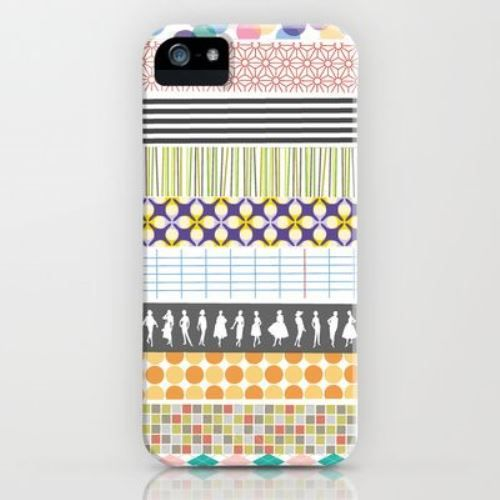 Washi Tape Cell Phone Case | Maker Crate