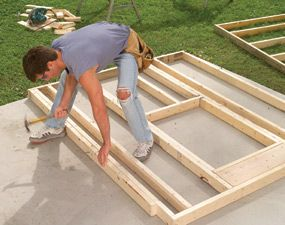 Use this formula to order framing materials. You don't need a math degree to estimate framing materials for walls. Here's a formula that works every time, no matter how many doors, windows or corners your walls have:   One stud per linear foot of wall.   Five linear feet of plate material (bottoms, tops and ties) per linear foot of wall. It'll look like too much lumber when it arrives, but you'll need the extra stuff for corners, window and door frames, blocking and braces.