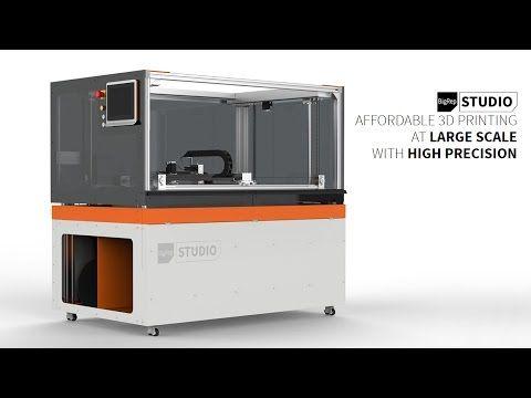 Acheter BigRep Studio - Imprimante 3D grand format professionnelle