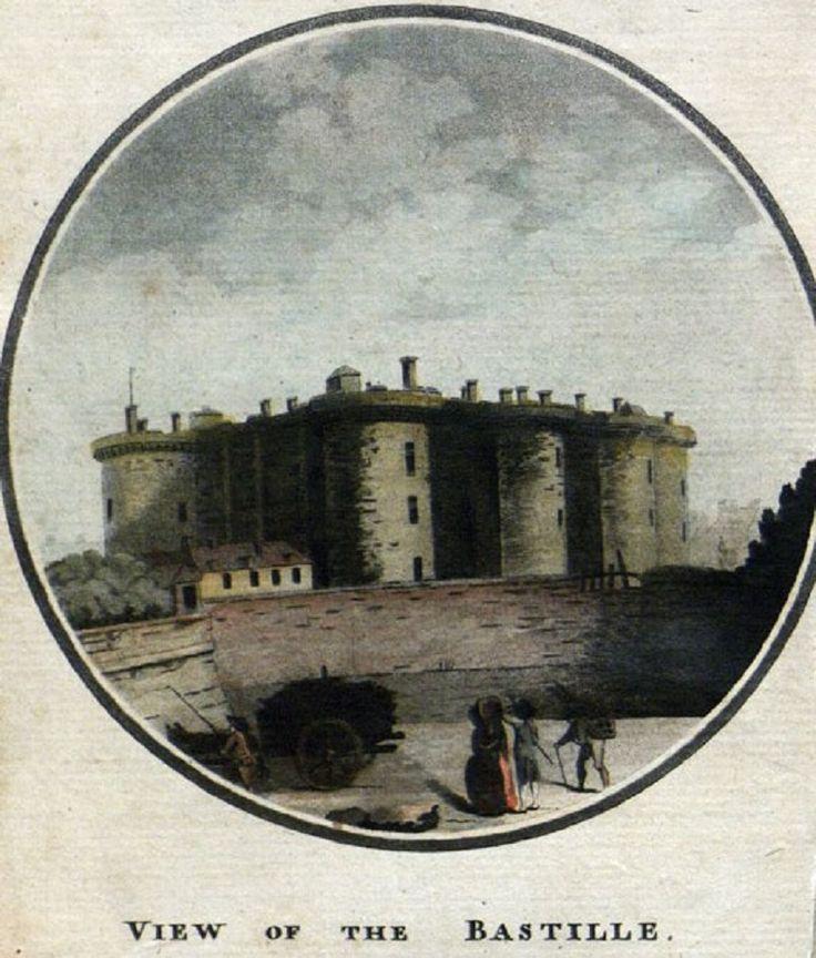 bastille french history