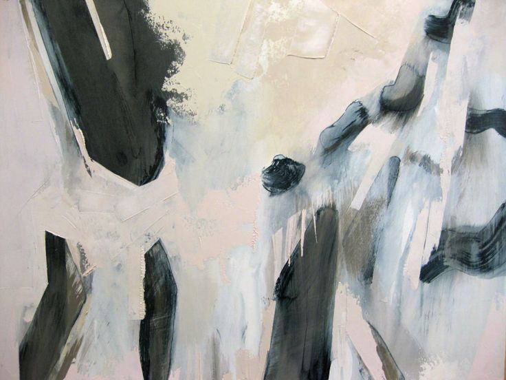 Anna Morris, detail of recent painting, light and scattering of shadows, household paint and oil on MDF