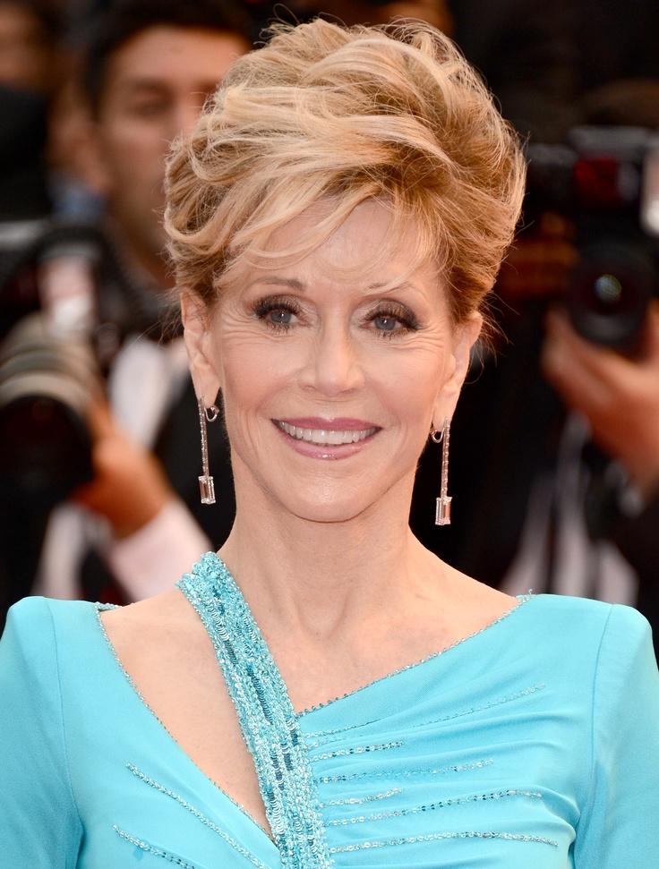 Actress Jane Fonda. Electrolux at Cannes 2013