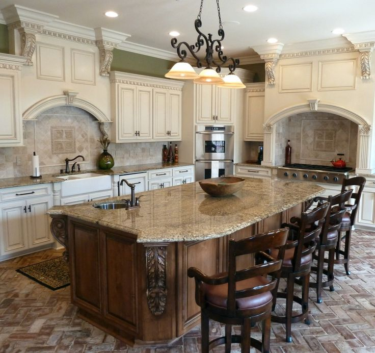 Minnesota Kitchen Cabinets: 25+ Best Ideas About Large Kitchens With Islands On