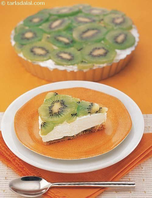 kiwi cheesecake cheesecakes cheesecake recipes cheese cakes kiwi ...