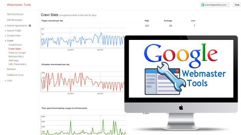 SEO Tools - Interacting directly with the Google search engine
