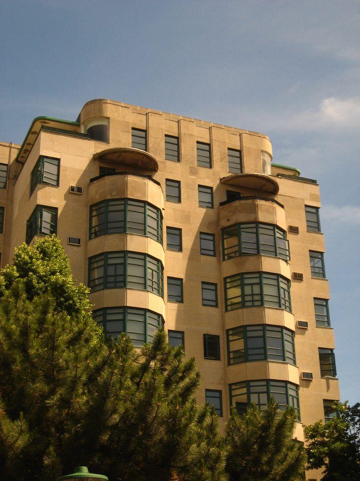Exton Apartments Building Apartment Building Building Art Deco Architecture