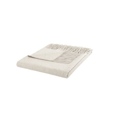 Darby Home Co Gendron Cashmere Throw Blanket Color: