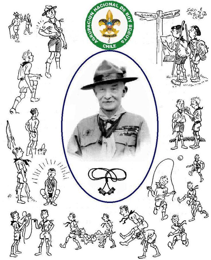 Agrupación Nacional de Boy Scouts de Chile - Como se Obtiene la Insignia de Madera