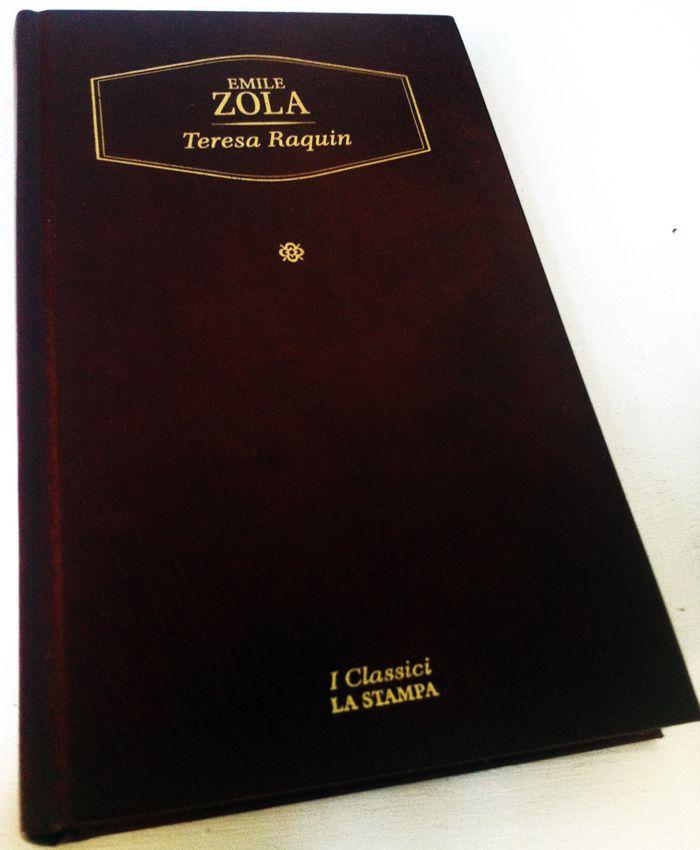 """Émile Zola: """"Teresa Raquin"""" - Uno studio """"scientifico"""" del rimorso: """"Thérèse Raquin"""" di Émile Zola https://ilriccioelavolpe.wordpress.com/2013/08/20/uno-studio-scientifico-del-rimorso-therese-raquin-di-emile-zola/"""