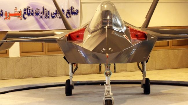 Iran Developed Qaher 313 fighter Jet Similar to US Warplanes