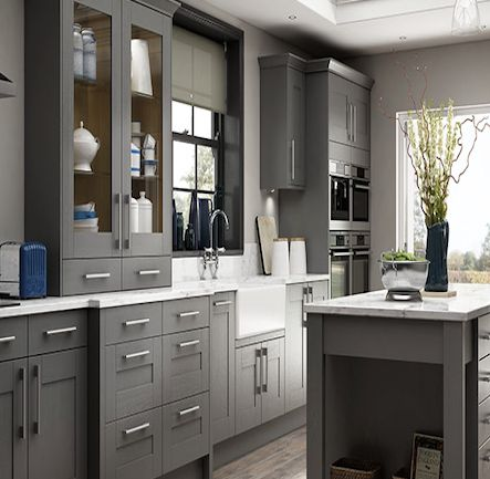 Wickes Tiverton Slate Kitchen. Kitchen Compare.com   Home   Independent  Kitchen Price