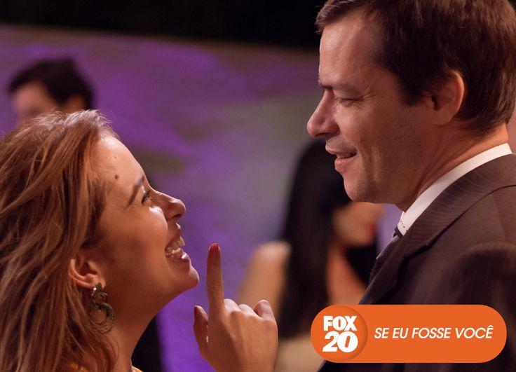 Heitor e Clarice precisam aprender a lidar com o desconhecido. Se Eu Fosse Você - Estreia, em outubro #EuCurtoFOX Confira conteúdo exclusivo no www.foxplay.com