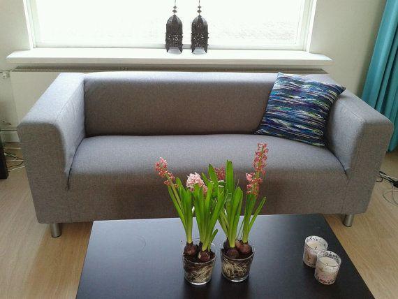 Slipcover for Ikea Klippan 2 seat sofa