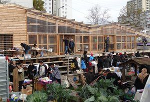 URBAN COMMONS --- The Agrocité project in the suburbs of Paris