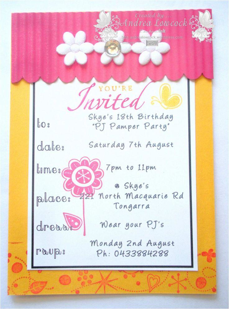 Happy Birthday Invitation Card Free birthday invitations