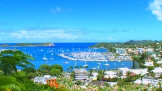 Noumea Capital NEW CALEDONIA (April Cruise 2014)