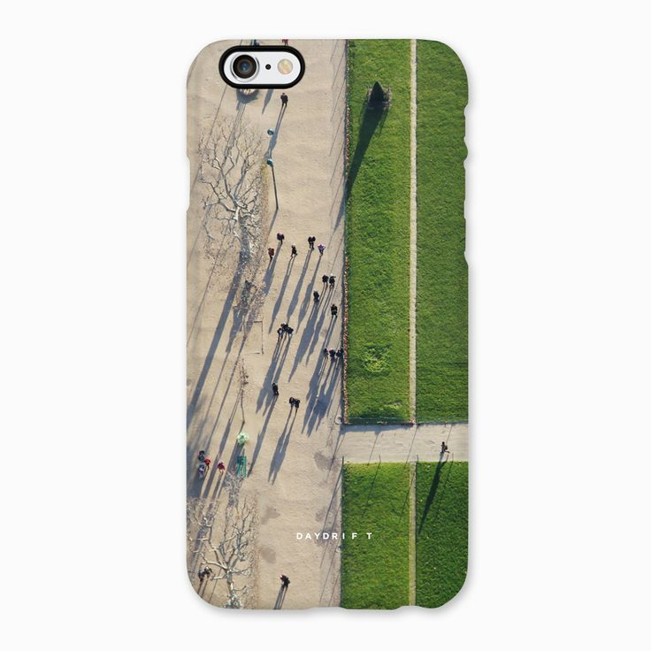 Limited edition luxury iPhone 5 and iPhone 6 Phone Cases featuring a Daydrift photograph from the top of the Eiffel Tower, Tour Eiffel, Paris France