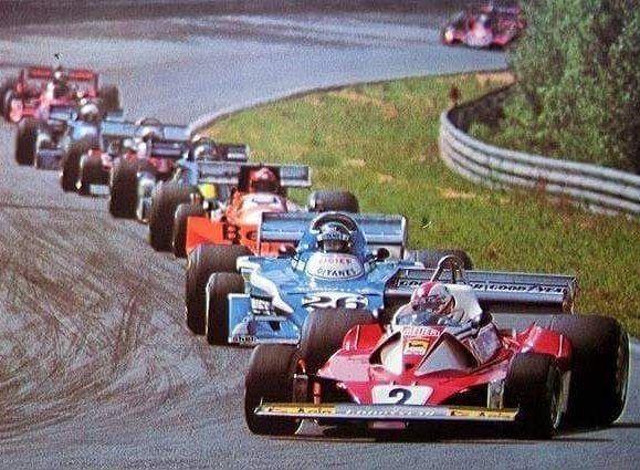 GP Belgium at Zolder 1976