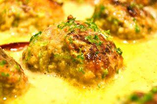 Gordon Ramsay Meatballs in a Fragrant Coconut Milk Sauce - dinner tomorrow night