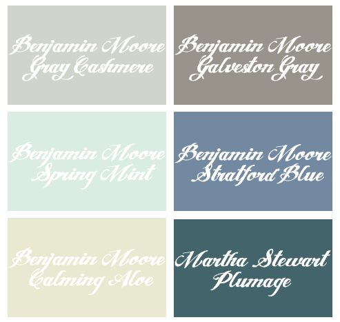 """Geez louise. I have been working for hours trying to nail down paint colors and my """"whole home color scheme."""" I have 50 zillion tabs open on my computer and I have looked at far more paint colors t..."""
