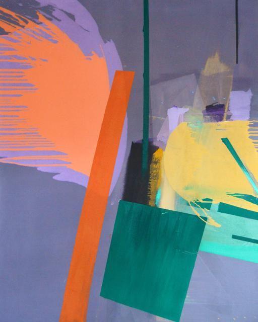 by Lee Kaloidis (oil on 60x48-inch canvas, 2015 )