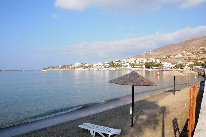 Παραλία Φοίνικας, Σύρος, #foinikas, #syros, #beach, #cyclades, www.greektips.gr