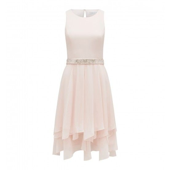 Mia Ruffle Skirt Dress