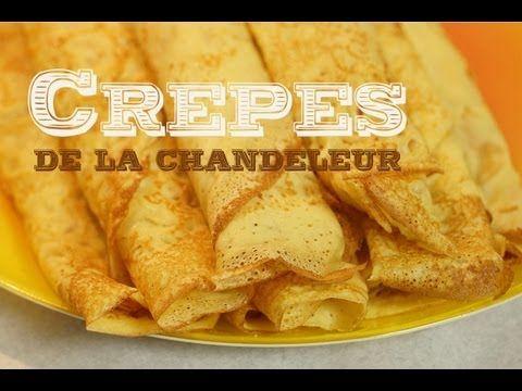 La meilleure recette de crêpes de la chandeleur