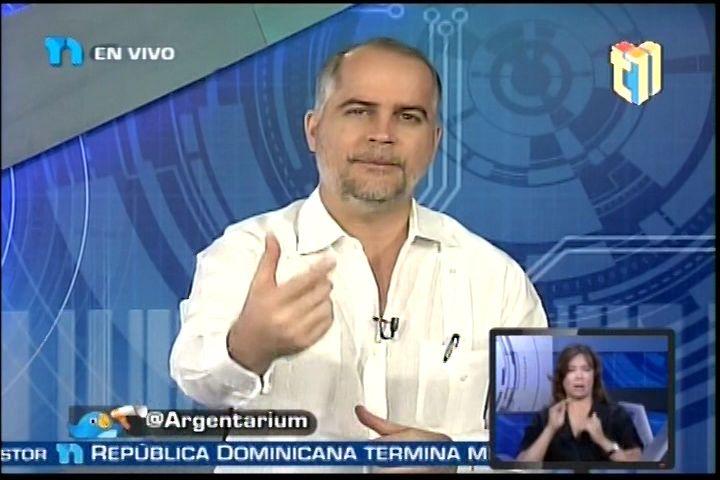 Alejandro Fernandez w. Nos Habla Sobre La Aprobación De Los Bonos Soberanos Por Más de 600 Millones de Dólares