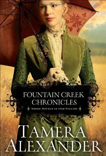 Fountain Creek Chronicles by Tamera Alexander. $14.73. Publisher: Bethany House (September 1, 2009). Author: Tamera Alexander. 704 pages. In the late 1860s, Colorado Territory is a wild and untamed land.  But nestled within its mountains and sustained by one of its major creeks, three new romances blossom on the rugged frontier.  Includes Rekindled, Revealed, and Remembered.                            Show more                               Show less
