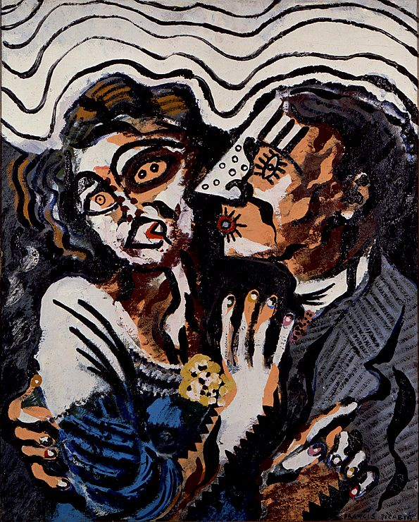 'First Meeting' (1925) by Francis Picabia
