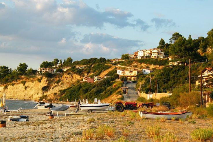Glyfoneri, Kassandra, Greece