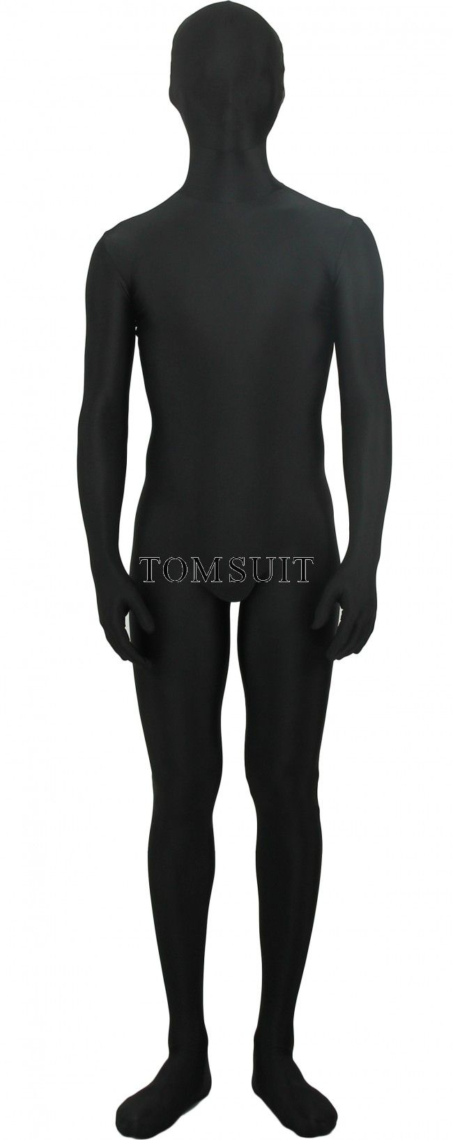 TOMSUIT Full Body Unitard One Piece Lycra Spandex Zentai Suit