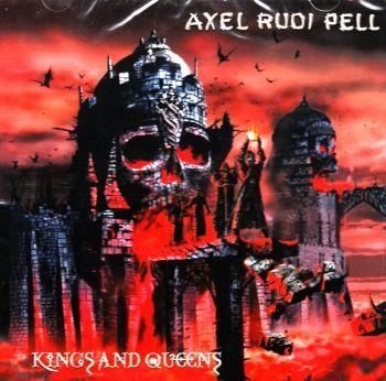 Album skupiny Axel Rudi Pell - Kings and Queens