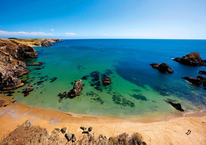 10 Blissful French Islands