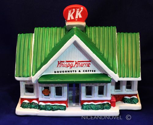 Krispy-Kreme-Porcelain-Building-new-in-box-illuminates-Department-56-Style