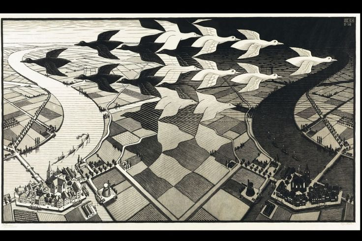 The genius of mc escher essay